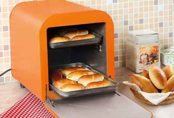 Мини печи для выпечки хлеба